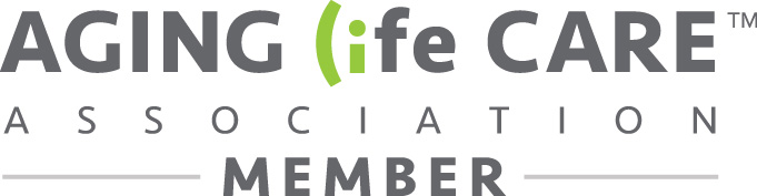Proud member of the Aging Life Care Association